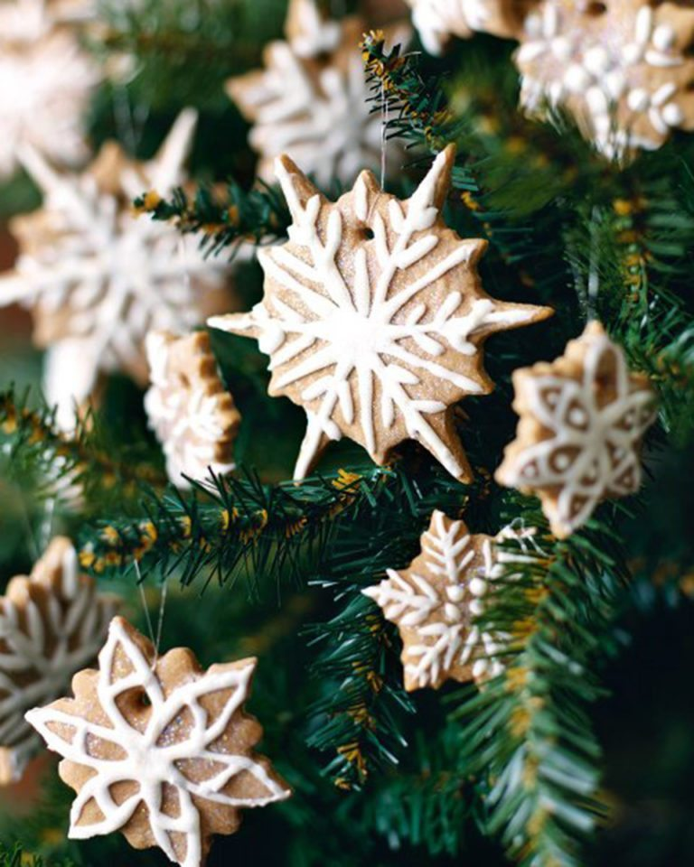 Christmas Tree Items: 5 Homemade Christmas Tree Decorations For Foodies
