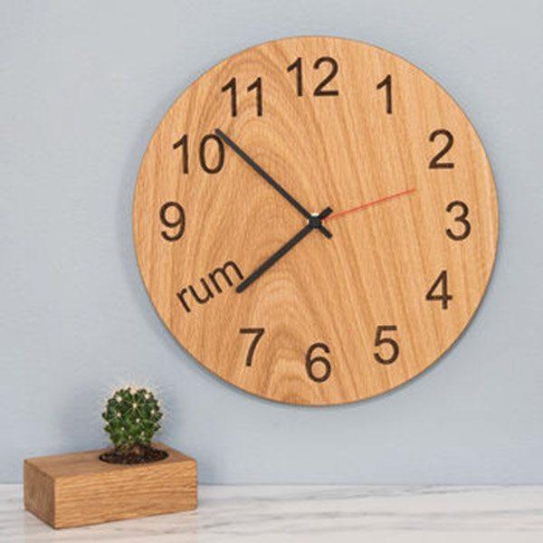 Rum clock