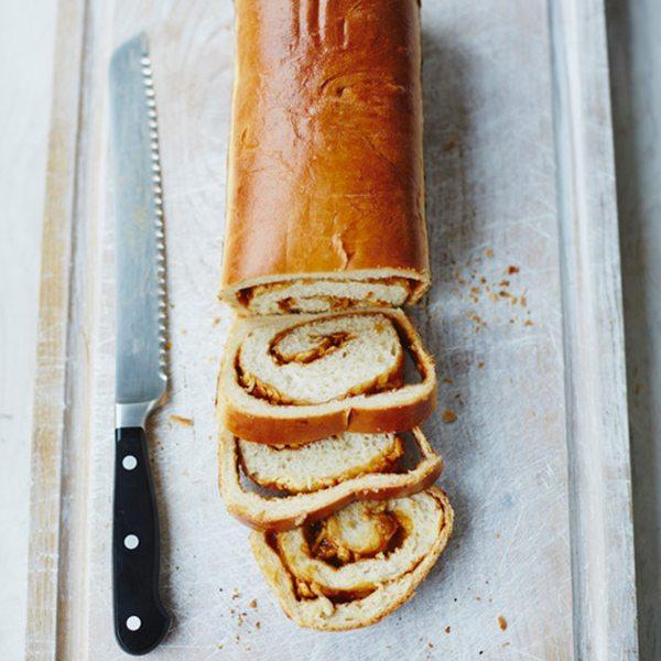 Marmite loaf