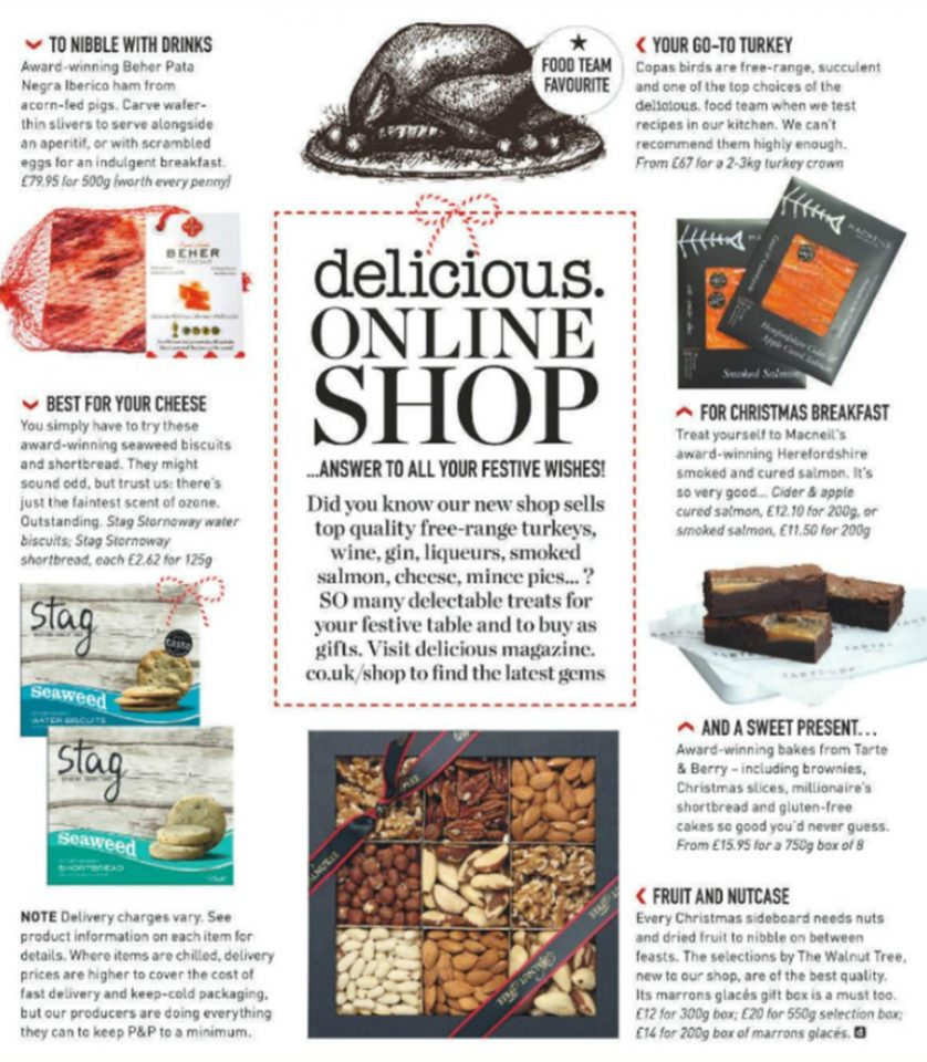 The delicious. shop Christmas gift guide - delicious. magazine