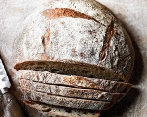 How to make Paul Hollywood's sourdough using the fold technique