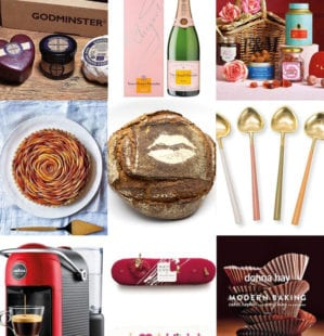 17 foodie gifts for Valentine's Day 2019