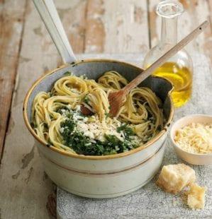 Lemon and parsley linguine – video
