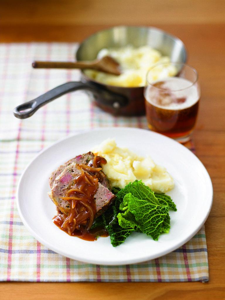 Simon Rimmer's meatloaf