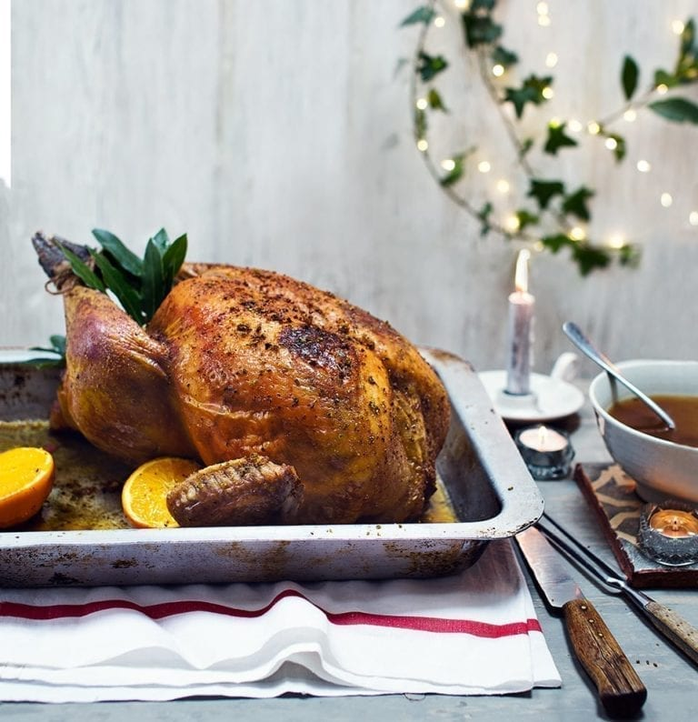 Christmas lunch or Christmas dinner… What do you call it?