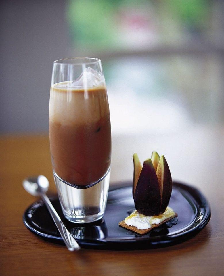 Iced mocha latte | delicious. magazine