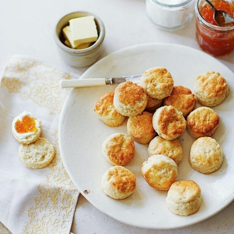 Perfect scones