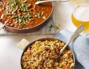 Rajma (Punjabi red kidney beans)