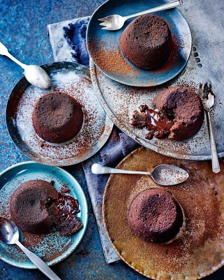 Our favourite chocolate fondants
