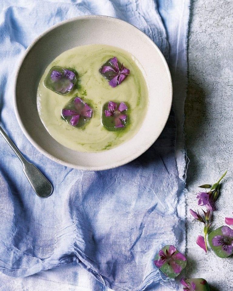 Green gazpacho   delicious. magazine