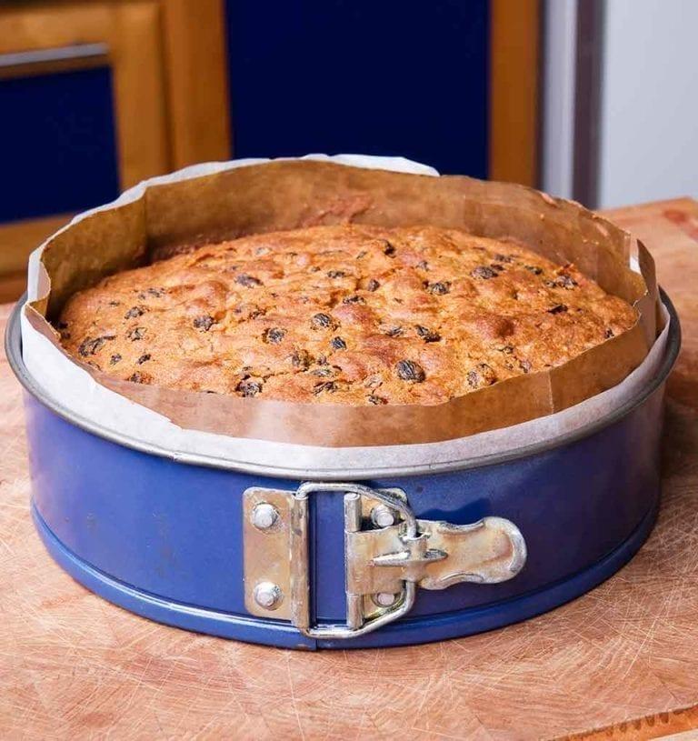 Bettys traditional Christmas cake