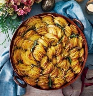 Crispy pan potatoes – video