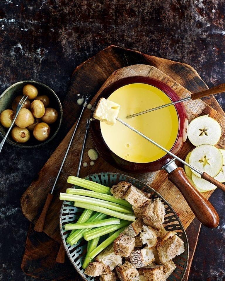 British Isles fondue