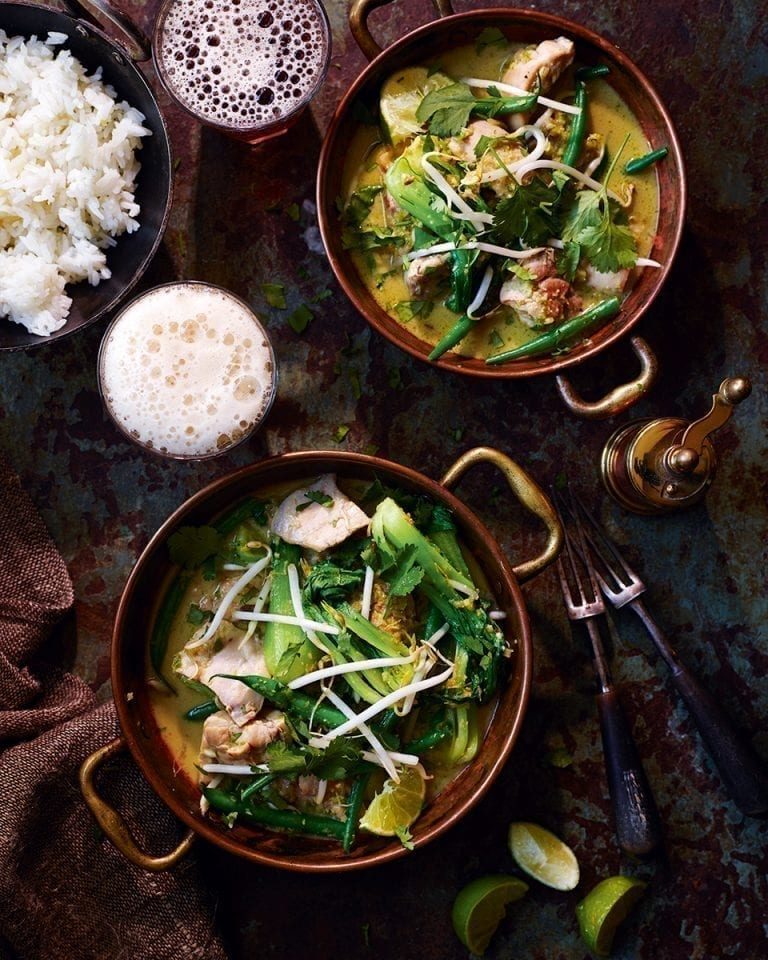 The ultimate Thai green curry