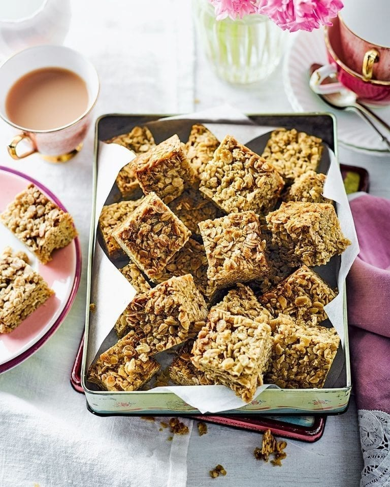 Old-fashioned flapjacks