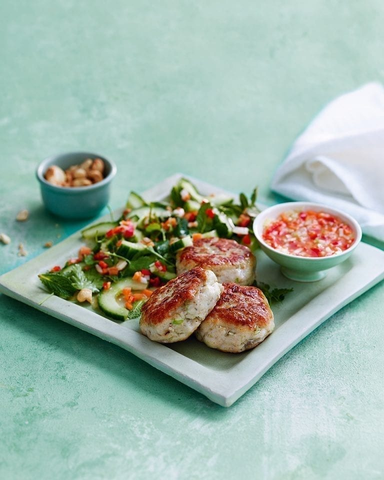 Easy Thai Fish Cakes Uk Recipe
