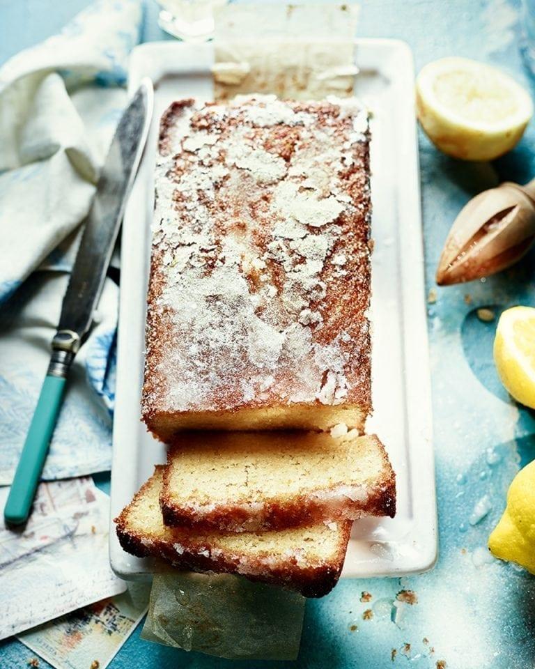 Limoncello drizzle cake | delicious. magazine