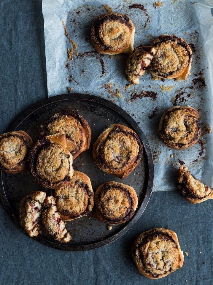 Cinnamon strudel babkas | delicious. magazine
