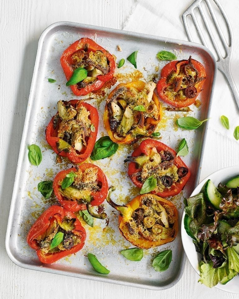 Piedmontese-style peppers
