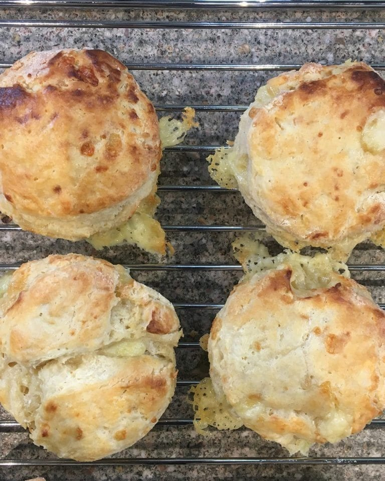Peter Gordon's cheese scones