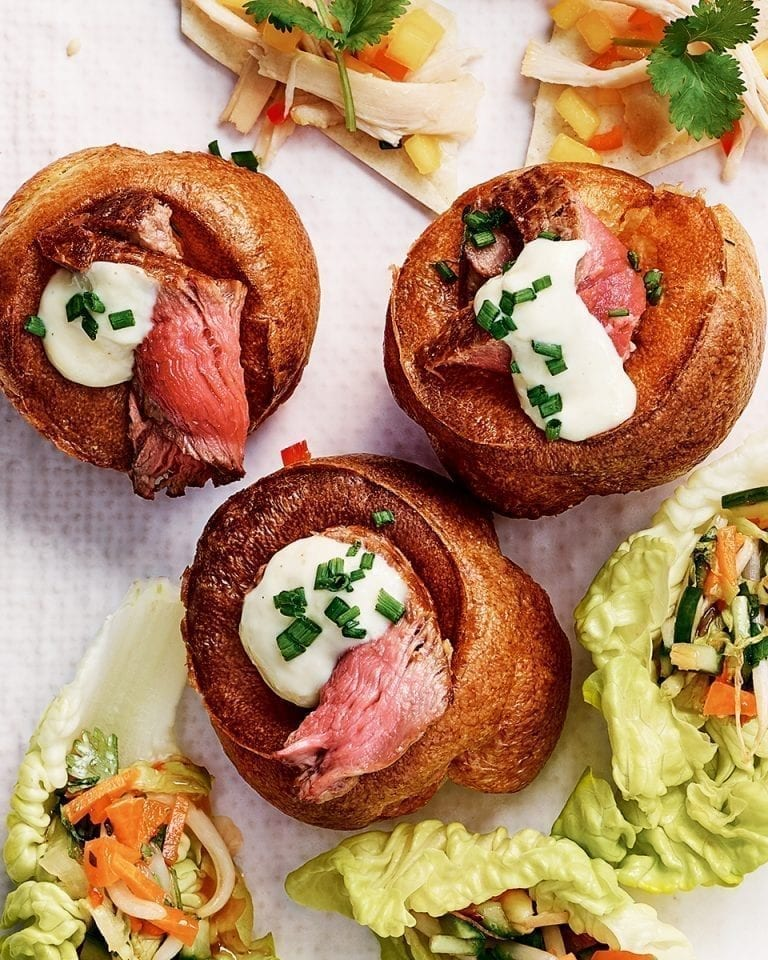 Beefy yorkshires