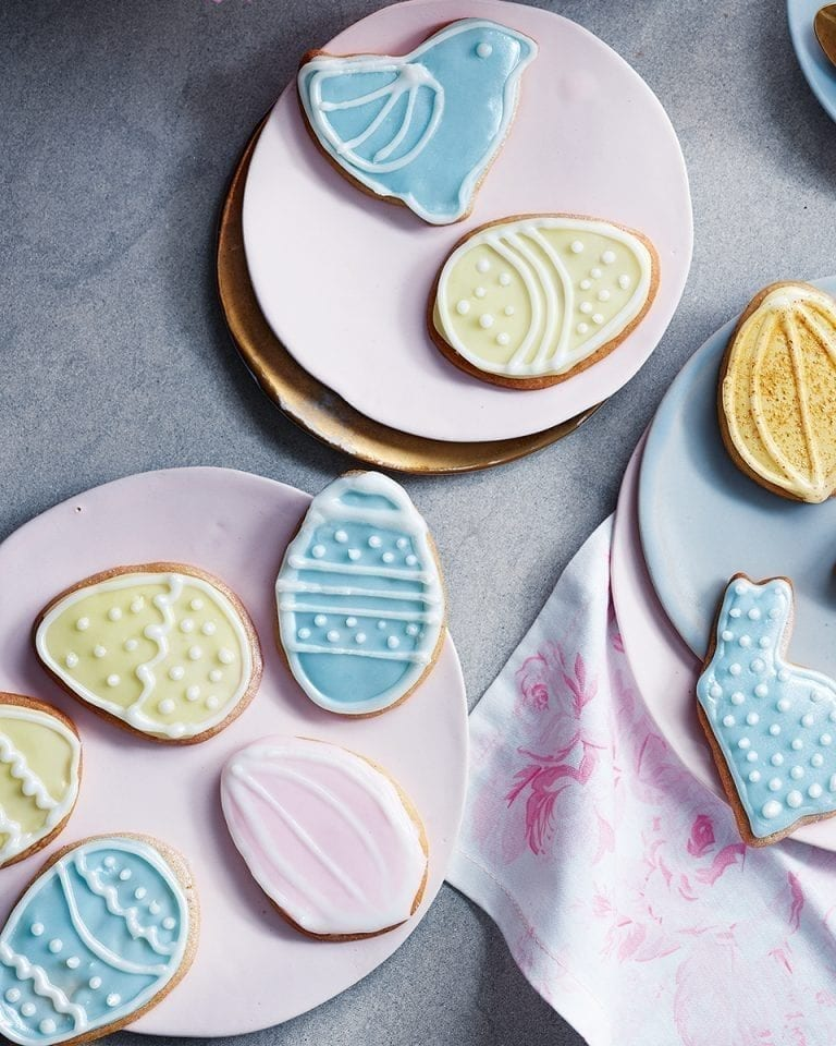 Spiced Easter biscuits