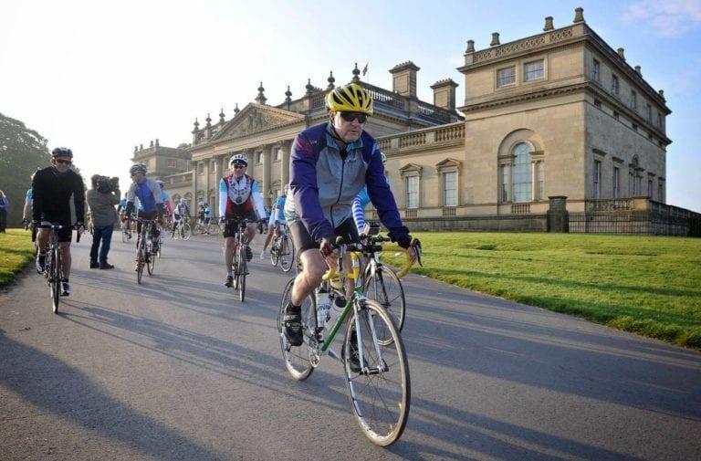 Taking on the Tour de France