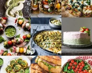 20 ways with pesto