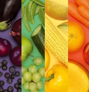 Eat the rainbow