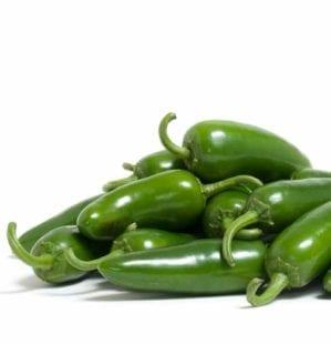 Jalapeño chilli