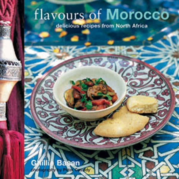Flavours of Morocco by Ghillie Basan