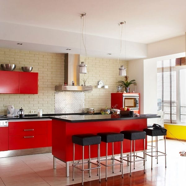 Which colours should you use in your kitchen?