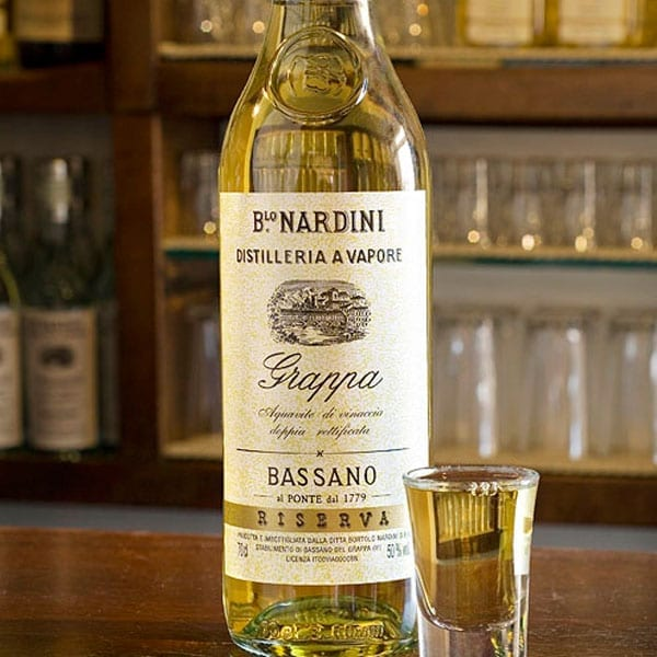 All About Grappa