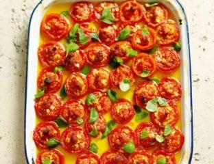 How to make roast tomato sauce
