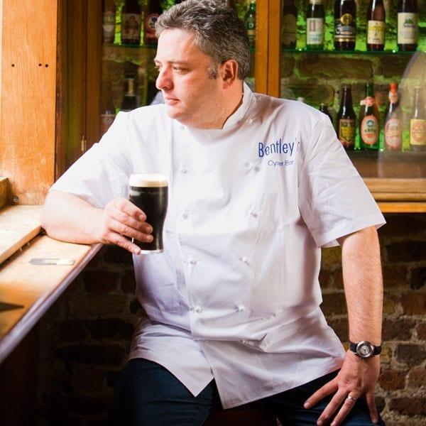 Star chef: Richard Corrigan