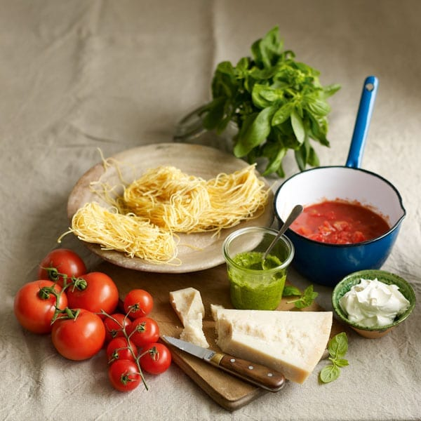 delicious. loves Italian essentials