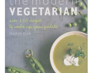 The Modern Vegetarian by Maria Elia
