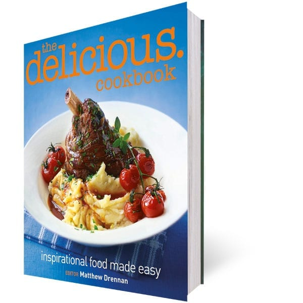 Buy the delicious cookbook!