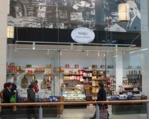 Italian delis in the UK