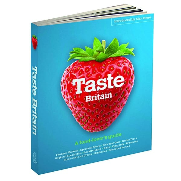 Taste Britain by various authors