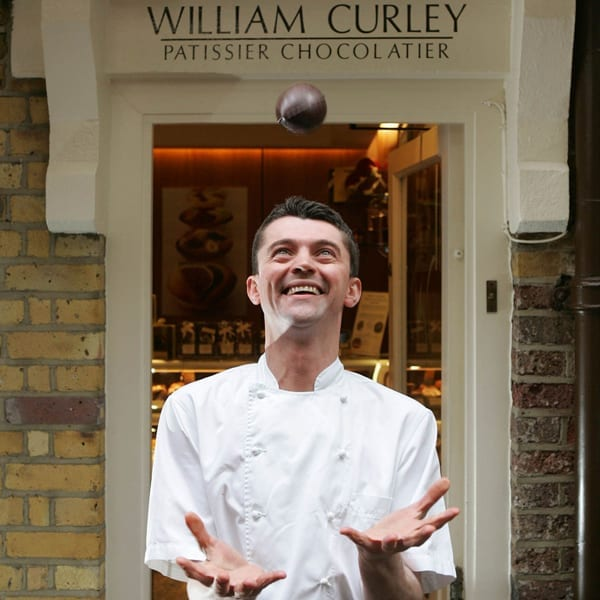 Five minutes with William Curley