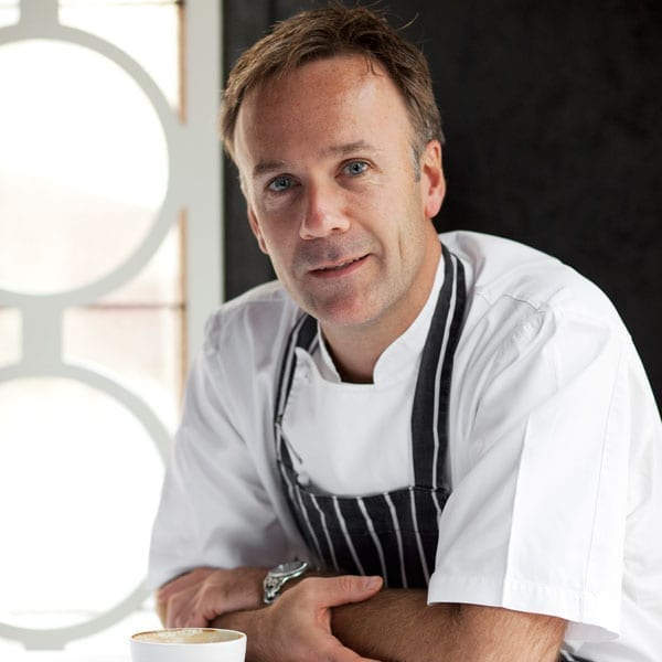 Five minutes with Marcus Wareing