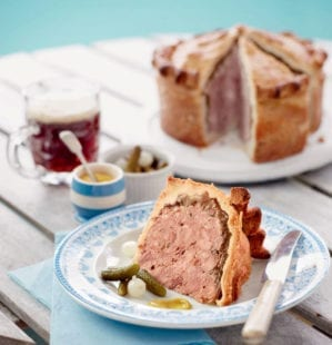 How to make pork pie