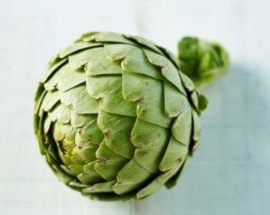 How to prepare a globe artichoke