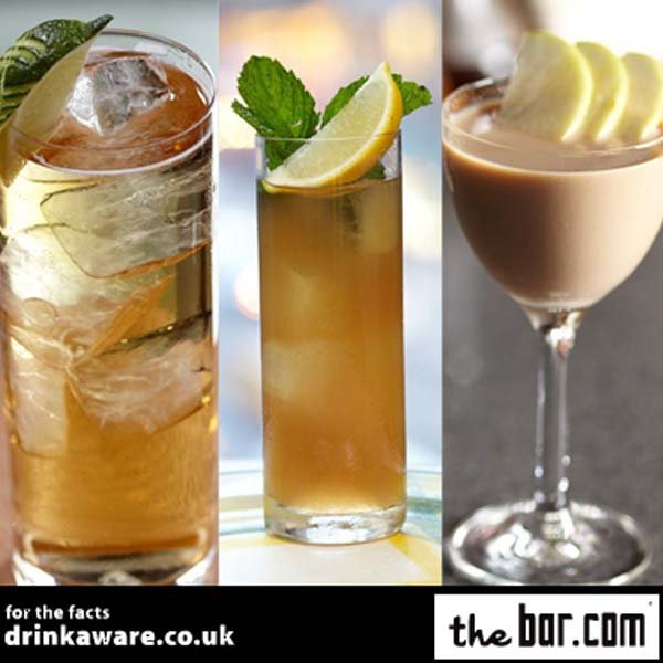 Master mixology at thebar.com