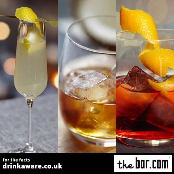 Get into the festive spirit with theBar.com