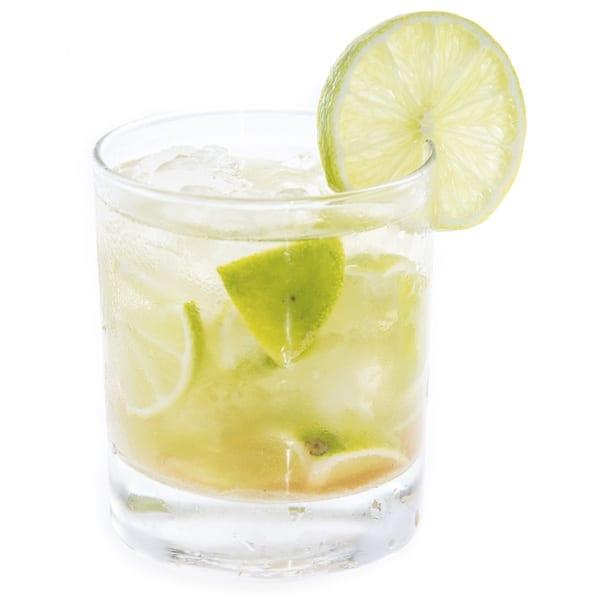 Cocktail of the month… Caipirinha