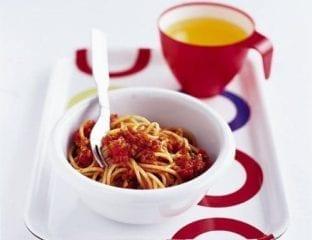 Vegetable bolognese (vegan)