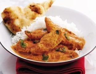 Quick chicken tikka masala