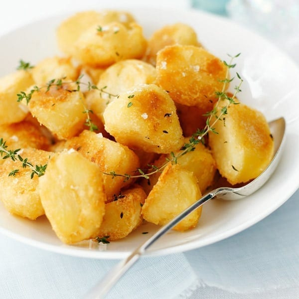 Granny's roast potatoes